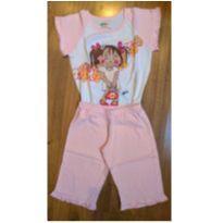 Pijama Recco - Tam 4 - 4 anos - Recco