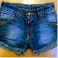 Shorts Jeans Franjinha- Tam 4