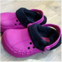 Crocs Pink Forrado C 10/11 - 27 - Crocs
