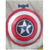 Escudo Lançador Capitão América -  - Mattel