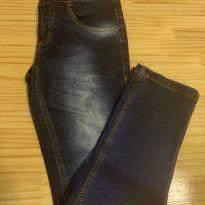 Calça Jeans Azul - 8 anos - Outras