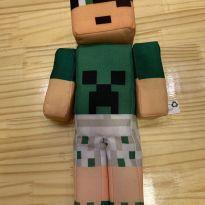 Boneco Minecraft -  - Outras