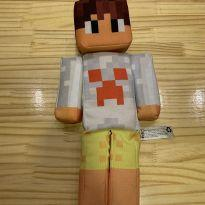 Boneco Minecraft Cronos -  - Outros