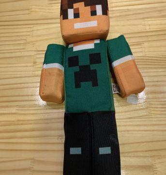 Boneco Minecraft Baixa Memória - Sem faixa etaria - Outras