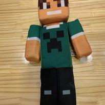 Boneco Minecraft Baixa Memória -  - Outras