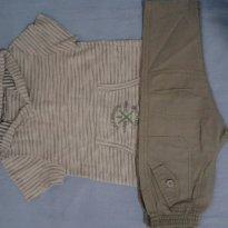 Conjunto menino - 18 meses - Camú Camú