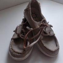 Sapato mocassim couro - 22 - Ortopasso