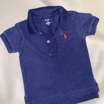 Camisa polo Ralph Lauren - 6 a 9 meses - Ralph Lauren