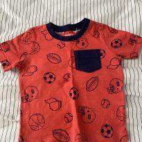 Camiseta Carter's - 18 meses - Carter`s