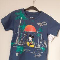 Camiseta Mickey - 2 anos - Disney