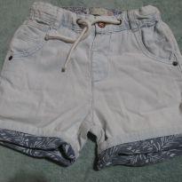 Shorts Zara - 18 a 24 meses - Zara Baby