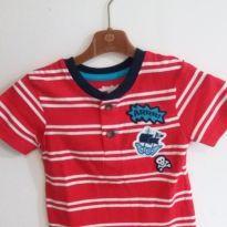 Camiseta Garanimals 2T - 2 anos - Garanimals