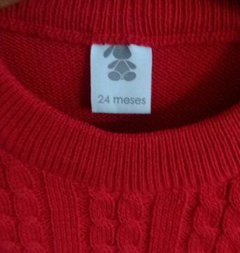 Blusão Meny Doggy tam: 24 meses - 2 anos - Meny Doggy