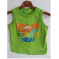 Camiseta regata Crocs tam:2 - 2 anos - Crocs