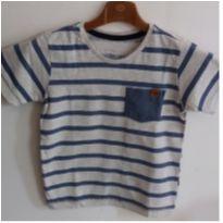 Camiseta manga curta Poim tam: 2 - 2 anos - Poim