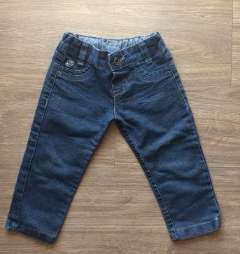 Calça Jeans despojado - 1 ano - Akiyoshi