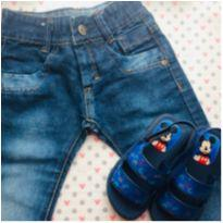 Calça jeans Baby - 24 a 36 meses - Tom Ery