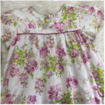 Vestido de Florzinha - 8 anos - Não informada