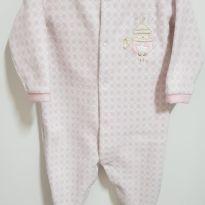 Macacãozinho soft tam M - 3 a 6 meses - Tilly Baby