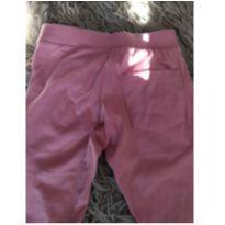 Calça legging rosa Lilica Ripilica tam 6 (comfy e elegante) - 5 anos - Lilica Ripilica