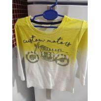 Camiseta linda Milon - 1 ano - Milon