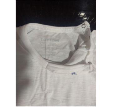 Camiseta branca Tigor e trigre - 18 meses - Tigor T.  Tigre