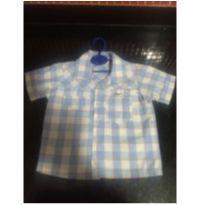 Camisa Marisol listrada - 12 a 18 meses - Marisol
