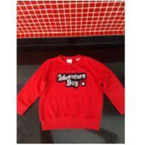 Blusa de frio linda - 18 a 24 meses - Zara Baby