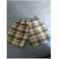 Shorts - 2 anos - Não informada