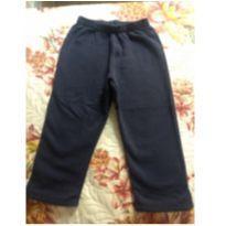 Calça moletom azul marinho - 2 anos - Rolú