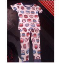 Pijama Carter`s - 3 anos - Carter`s