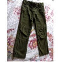 Calça verde linda - 3 anos - TeK
