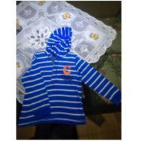 Blusa Carter`s azul - 4 anos - Carter`s