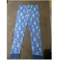 Calça pijama azul - 4 anos - Não informada