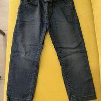 Calça jeans - 2 anos - Banana Danger