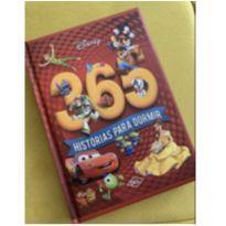 Livro 365 Histórias para Dormir -  - Disney
