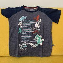 Camiseta divertida - 2 anos - Baby Club