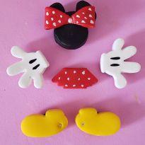 Mickey e Minnie Lembrancinhas com Imã ( 10 kits ) -  - Artesanal