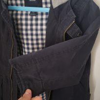 casaco Baby Gap Azul - 3 anos - Baby Gap