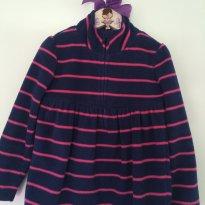 Casaco fleece marinho Old Navy - - 4 anos - Old Navy