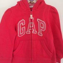 Casaco moletom Gap - 2 anos - 2 anos - GAP