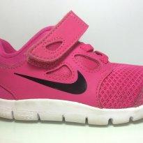 Tênis Nike - pink - 21 - Nike