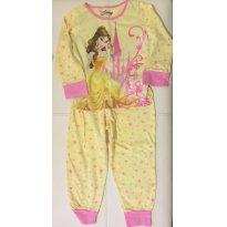Pijama Bella - 2 anos - Disney