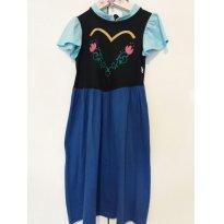Camisola em malha - Anna - Frozen - 4 anos - Fábrica de Sonhos