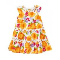 Vestido Gymboree - Sunflower - 3 anos - Gymboree