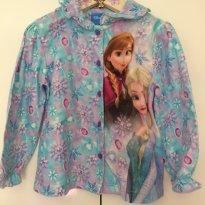 Pijama Frozen - fleece - 4 anos - Disney