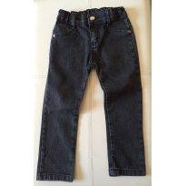 Calça jeans black - 4 anos - Não informada