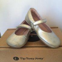 Sapatilha Tip Toey Joey - prata - 24 - Tip Toey Joey