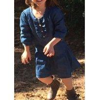 Vestido jeans  Gymboree - - 4 anos - Gymboree