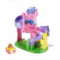 Brinquedo - little people fisher price - princesas - Sem faixa etaria - Fisher Price
